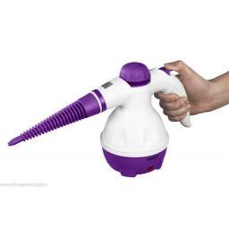 Pifco P29002PU Multi-Purpose Handheld Steamer Cleaner 1000 Watt Purple
