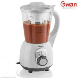 Swan SP27010N Soup Maker and Blender 1.2 Litre 800 Watt White