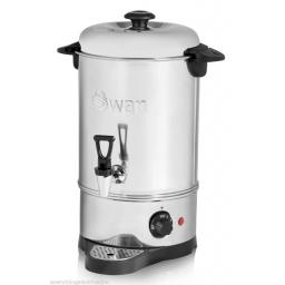 Swan SWU8L Tea Urn 8 Litre Stainless Steel Water Boiler - Brand New
