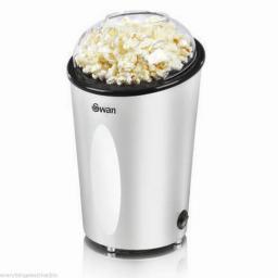 Swan SF104010N Popcorn Maker Silver