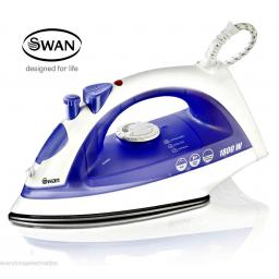 Swan SI30100N Steam Iron 1800 Watt Purple
