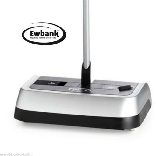 Ewbank EB0001 Sweeper Cordless Power White