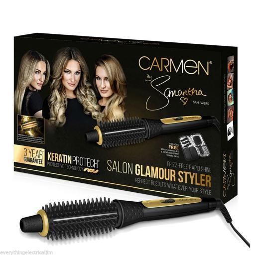 Carmen By Samantha C81027 Salon Glamour Styler