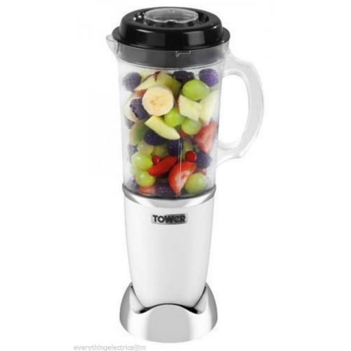 Tower T12002W Vitablend 21 Piece Multi-Blender 250 Watt White