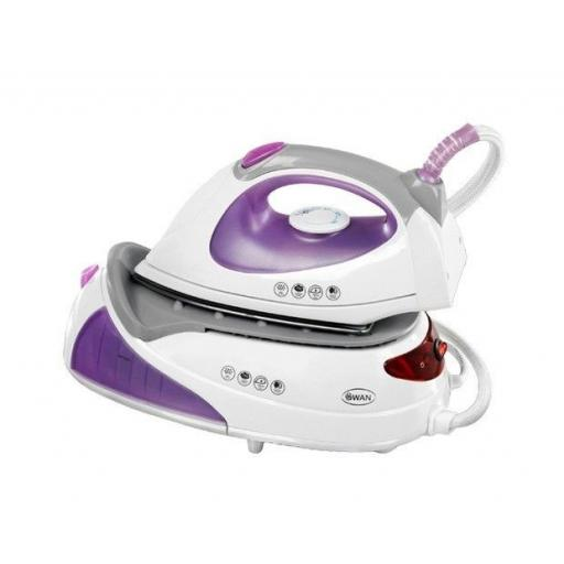Swan SI4030N Steam Generator Iron 2200 Watt White/Pink