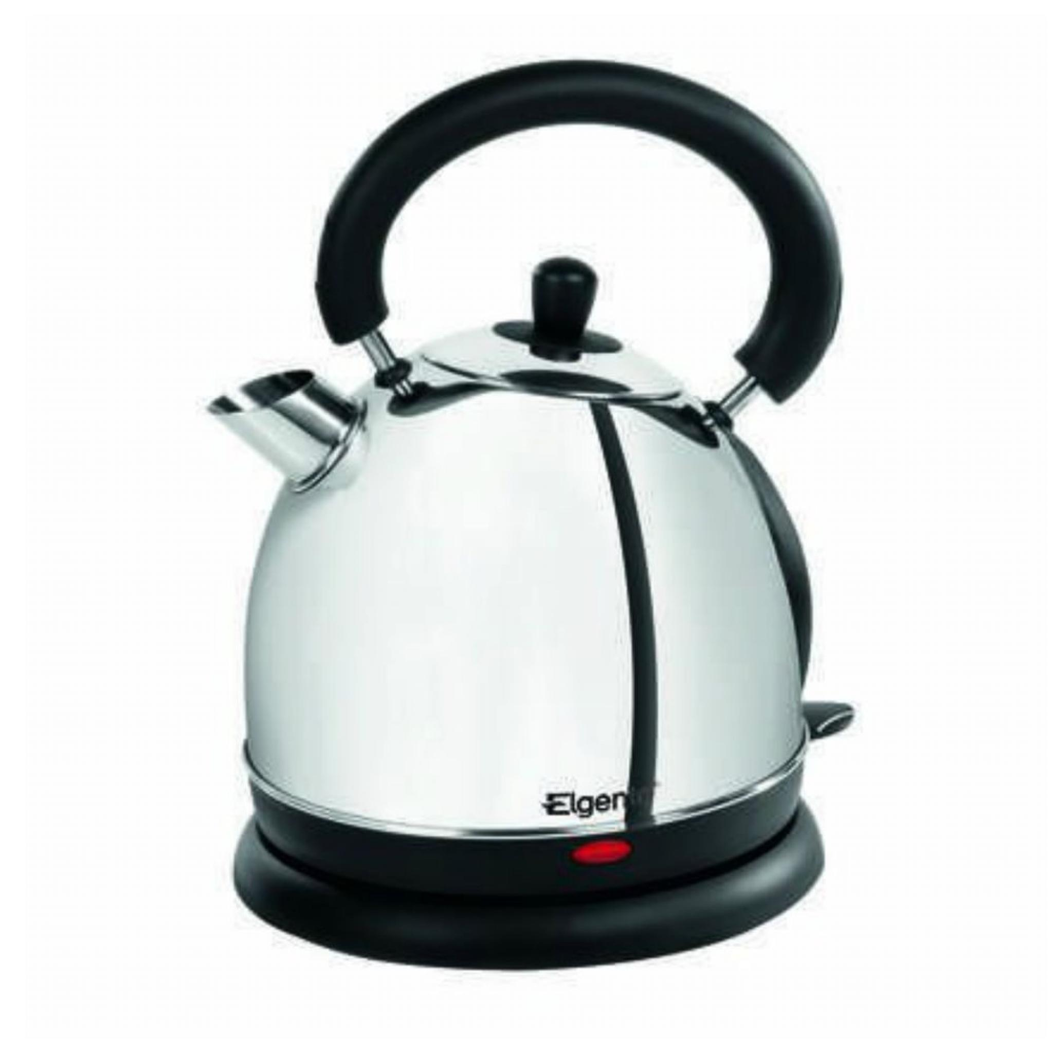 Tesco Stainless Steel Domed Traditional