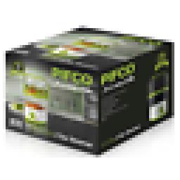 Pifco P21001 2.5L 550W 2 Tier Steamer