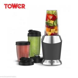 Tower T12020GM Xtreme Pro Multi-Blender 1200W Black Stainless Steel