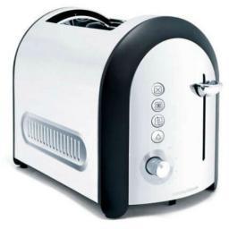 Morphy Richards 44340 Meno 2 Slice Polished Toaster