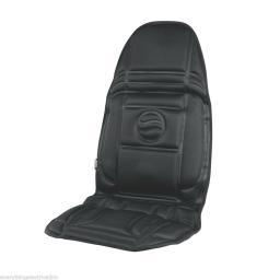 Carmen C90001 Five Motors Seat Massager Black