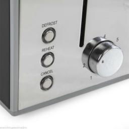 Swan ST17010BN 4 Slice Toaster Black BRAND NEW