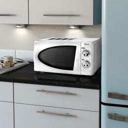 Swan SM3090N Manual 800W White Microwave
