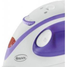 Swan SI5090N Travel Iron 900 Watt White/Purple