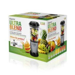 Elgento E12010 Pure Fruit with Vegetables Ultra Blender 250W 1L Silver
