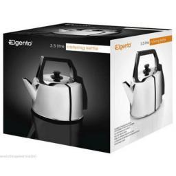 Elgento E423 Catering Kettle 3.5 Litre Stainless Steel