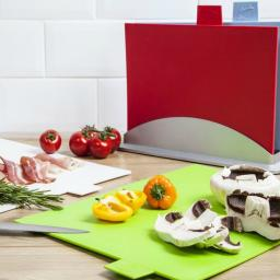 Cook In Colour 4-Foldable Chopping Board Set