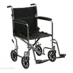 Drive Medical Lightweight Steel Travel Chair 147/2682