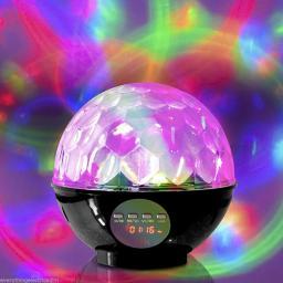 Itek 158031 Disco Ball Bluetooth Party Speakers