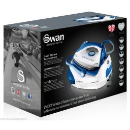 Swan SI9031N Steam Generator Iron 2400 Watt White/Blue