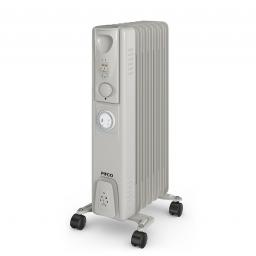 Pifco P43003YT Oil Filled Radiator 1500w