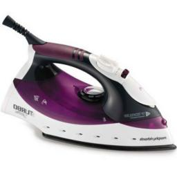 Morphy Richards 40698 Black/Purple Turbosteam 2000W Steam Iron
