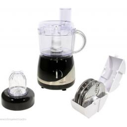 Grundig UM5040 Food Processor 1.5 Litre 650 Watt Stainless Steel/Black