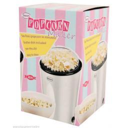Swan SF14010N Popcorn Maker 900 Watt Silver