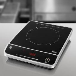 Swan SIH201 Induction Hob Touch Screen 200W Black