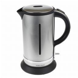 Morphy Richards 43681 Cordless Kettle Jug 1.7L Food Fusion 2200 Watt Silver