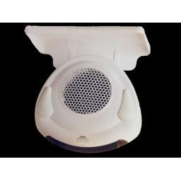 Beaumark BM3218W Bathroom Heater White