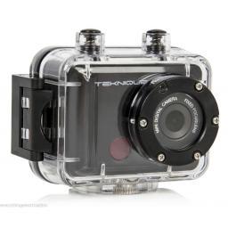 Teknique T67004 Full HD Action Camera Black