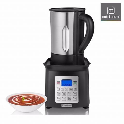 Nutrimaster N12002 Go Pro Soup Maker
