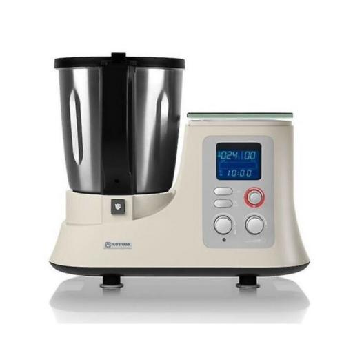 Nutrimaster N18001A Multifunctional 12 in 1 Intellimix Almond