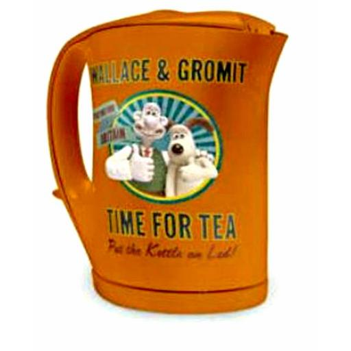 Wallace and Gromit K3TTL3 1.7 Litre Kettle