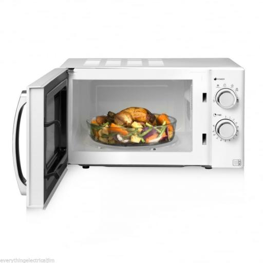 Tower T24009W Microwave 800 Watt 20 Litre White