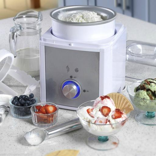 Swan SF22010CDWM Come Dine With Me Ice Cream/ Gelato Maker 2L