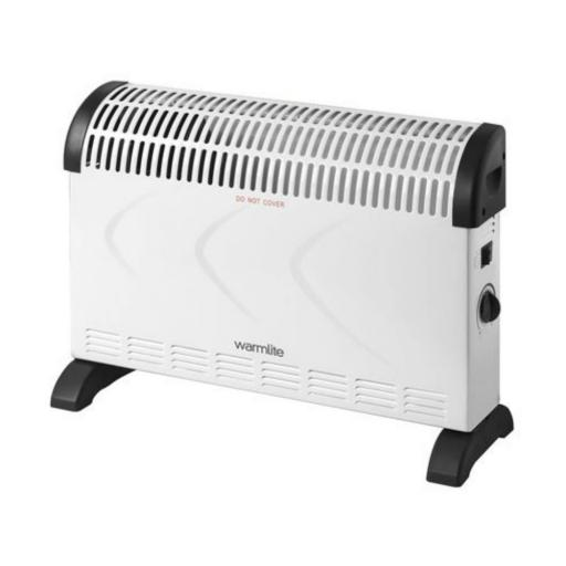 Warmlite WL41001 Convection Heater 2000W White