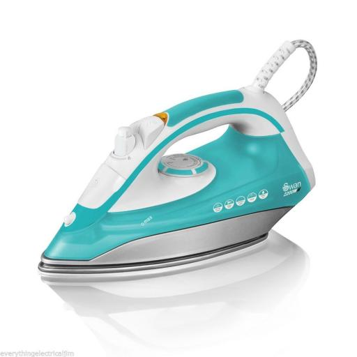 Swan SI3090N Steam Iron 2200 Watt Anti-Drip