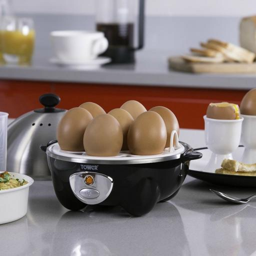Tower 3 in 1 Egg Cooker and Poacher T19010